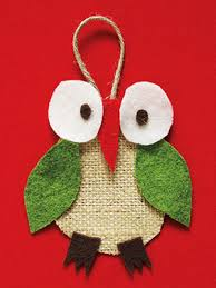 owl ornament craft diy ornament craft