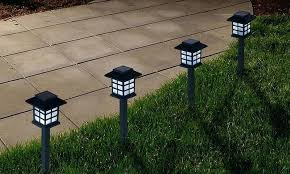 Light On Landscape Solar Landscape Light Kits Low Voltage Led Landscape Lighting