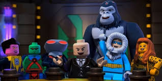 lego movie justice league vs see the lego justice league attack of the legion of doom trailer