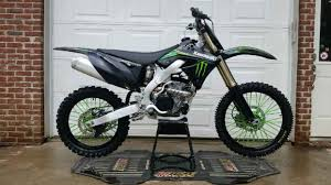 2009 kx250f monster edition motorcycles for sale