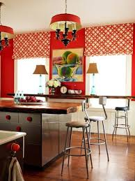 25 stunning red kitchen design and decorating ideas