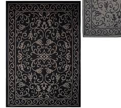 Duck Hold It For Rugs Tape Veranda Living Indoor Outdoor Reversible 7 X 10 Scroll Rug Page