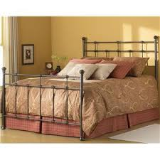 fashion bed group metal beds queen langley bed w frame ahfa