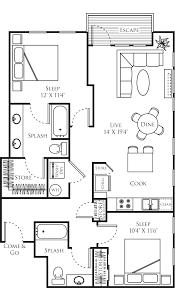 100 4 bed 2 bath floor plans floor plans i camillo