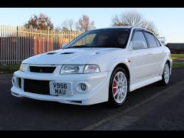 mitsubishi lancer evo 6 2000 mitsubishi lancer evo 6 tommi makinen 5 speed manual