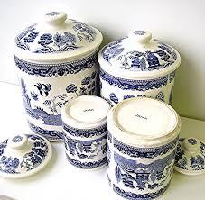 blue kitchen canister set blue kitchen canister sets kenangorgun within size 1360 x 903