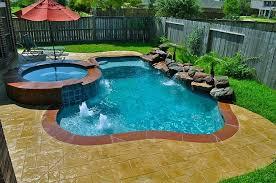 Backyard Swimming Pool Ideas Best 25 Small Backyard Pools Ideas On Pinterest Small Pools For