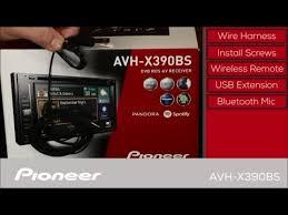 Pioneer Photo Box Pioneer Avh X390bs What U0027s In The Box Youtube