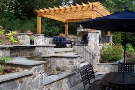 Average Cost Of Flagstone Patio by Download Flagstone Fireplace Garden Design