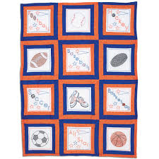 theme quilt sports 9 quilt block theme dempsey needle