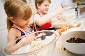 cuisine famille enfants qui cuisine en famille