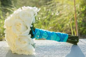 wedding flowers blue wedding flowers tide the knot florida gulf coast