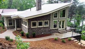 Contemporary Home Plans 9 Cottage Craftsman Modern House Plan 75140 Elegant Contemporary