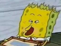 Spongebob Meme Face - spongebob is asian k by xxvictinixx on deviantart