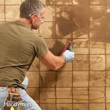 how to grout tile grouting tips and techniques family handyman