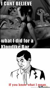 Klondike Bar Meme - rmx klondike bar by xtremman2 meme center