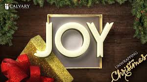 unwrapping christmas joy pastor j mark martin teaching