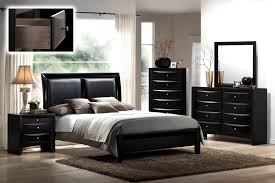 black full bedroom set how to use black bedroom furniture in your interior