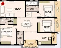Vastu Floor Plans North Facing Kamakshi Oak Mont In Horamavu Bangalore Price Location Map