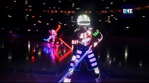 glow in the glow in the hockey