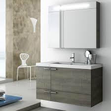 Oak Vanity Table With Drawers Modern 39 Inch Bathroom Vanity Set With Medicine Cabinet Grey