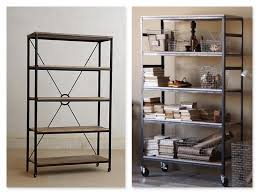 Diy Industrial Furniture by Diy Industrial Style Bookshelf City Mouse Industrial Style