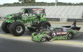 grave digger monster truck power wheels city of san francisco nel california big foot cars pinterest
