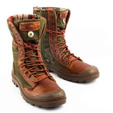 zipper boots s s palladium boots pa tactical bridle brown olive drab