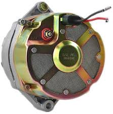 amazon com new alternator fits mercruiser 140 gm 3 0l 3 wire 1977