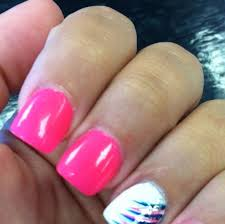 37 pink and white nail designs funyfashion