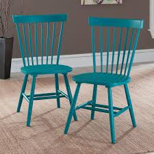 Blue Dining Set by Target Marketing Systems Camden Dining Chair Set Of 4 Hayneedle