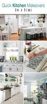 kitchen cabinet makeover ideas kitchen makeover ideas the budget decorator