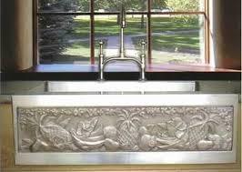 Square Kitchen Sinks by Designer Copper Tables Sinks U0026 Bathtubs Myluxurykitchenandbath Com