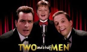 Two And A Half Men Vanity Cards Two And A Half Men The Worst Show Everyone Else Is Watching