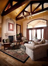Cathedral Ceilings In Living Room Cathedral Ceilings Living Room Traditional With High Ceiling