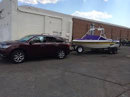 lexus engine in boat acura mdx towing toyota lexus boat acura mdx forum acura mdx