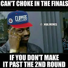 Clippers Meme - ha ha ha ha thats so funny and true clippers memes nba cool