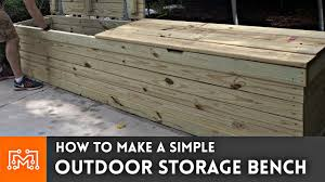 bench build a wooden storage bench building a bench storage