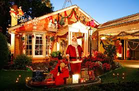 Outdoor Christmas Decorations Tulsa Ok by The Boulevard Christmas Lights Display Illuminates Outer Melbourne