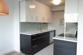 Kitchen  Cool Kitchen Designs Ikea With White Laminated Base - Ikea black kitchen cabinets
