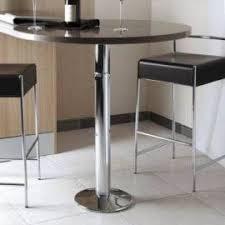 cuisine avec snack bar pied de table de cuisine table bar accessoires de cuisines