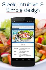 gm diet plan android apps on google play
