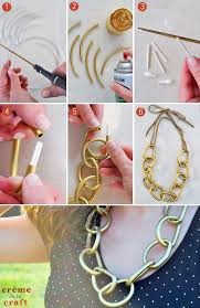 diy necklace statement images 28 diy ideas to make your own statement necklace its absolutely jpg