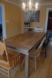 Wooden Kitchen Table Plans Free by 28 Best Farm Table Designs Images On Pinterest Table Designs