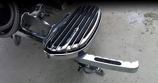 Motorcycle Footboards Innovative Metal Technologies