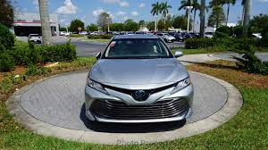 toyota camry hybrid for sale by owner 2018 toyota camry hybrid xle cvt at royal palm toyota serving