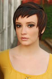 short hairstyles womens short hairstyles for thin hair pictures