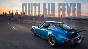 magnus walker porsche 914 magnus walker outlaw fever roads u0026 rides youtube
