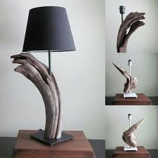best 25 driftwood lamp ideas on pinterest lamp outdoor