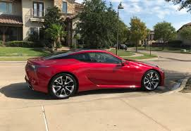 lexus lfa 2018 2018 lexus lc 500 test drive